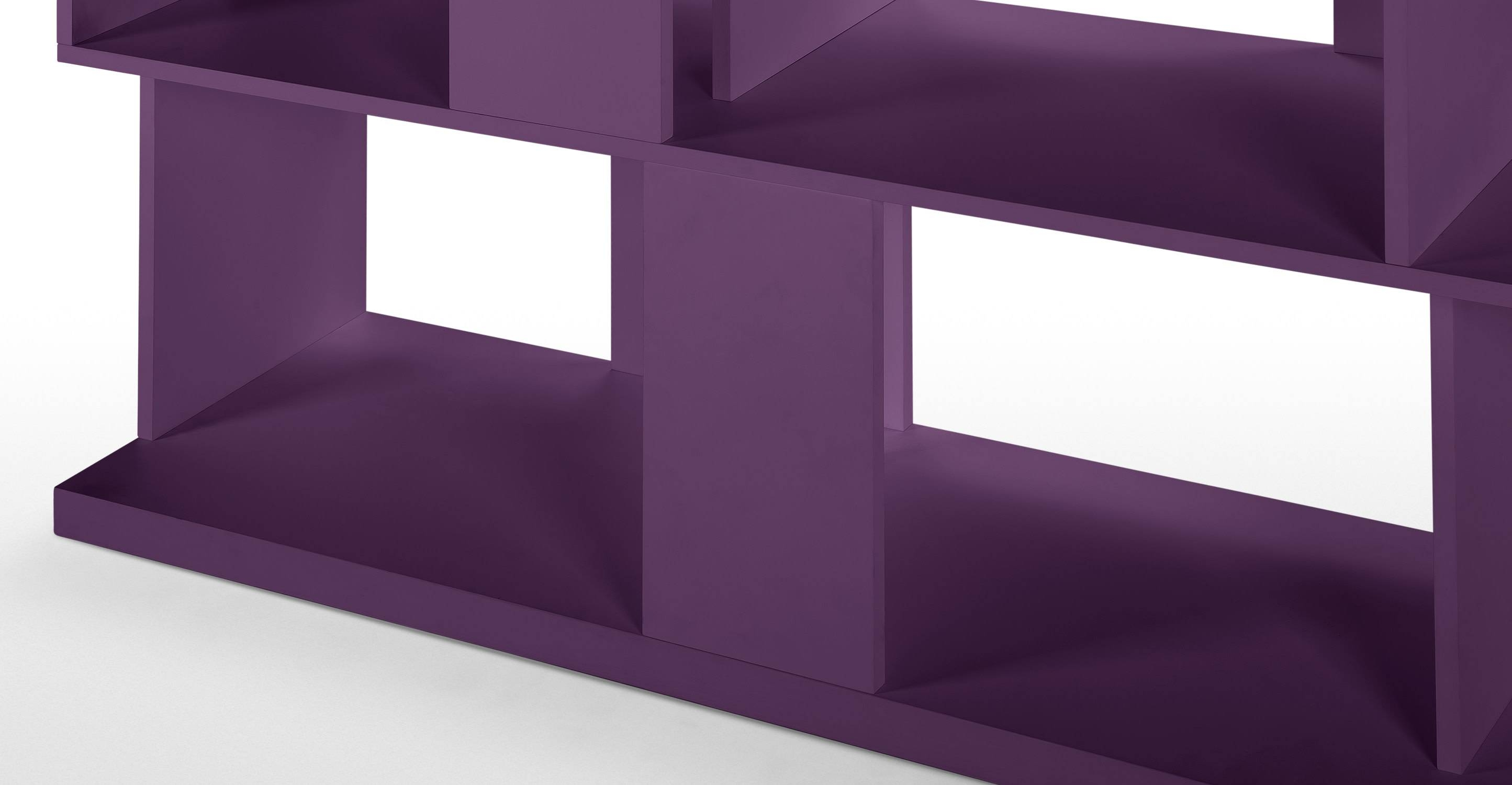 Axis Sideboard In Purple Lacquer | Made intended for Purple Sideboards (Image 4 of 30)