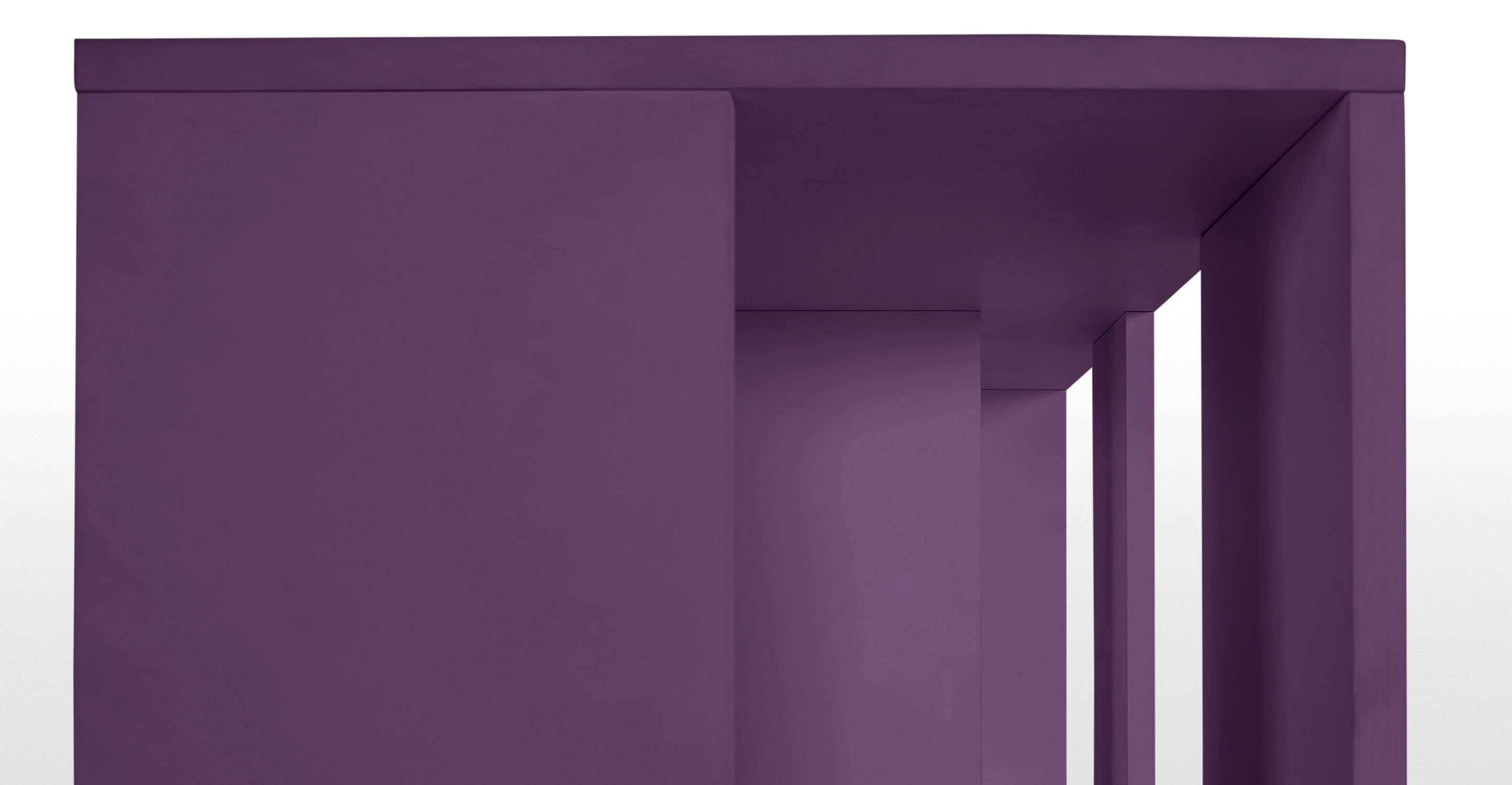 Axis Sideboard In Purple Lacquer | Made with Purple Sideboards (Image 6 of 30)