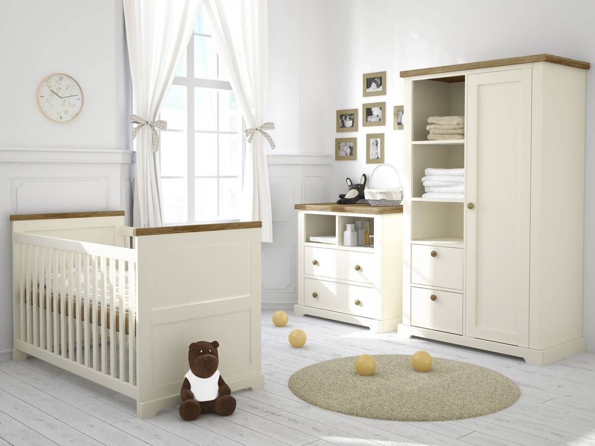 Baby Bedroom Furniture Sets | Eo Furniture In Cheap Baby Wardrobes (View 1 of 30)
