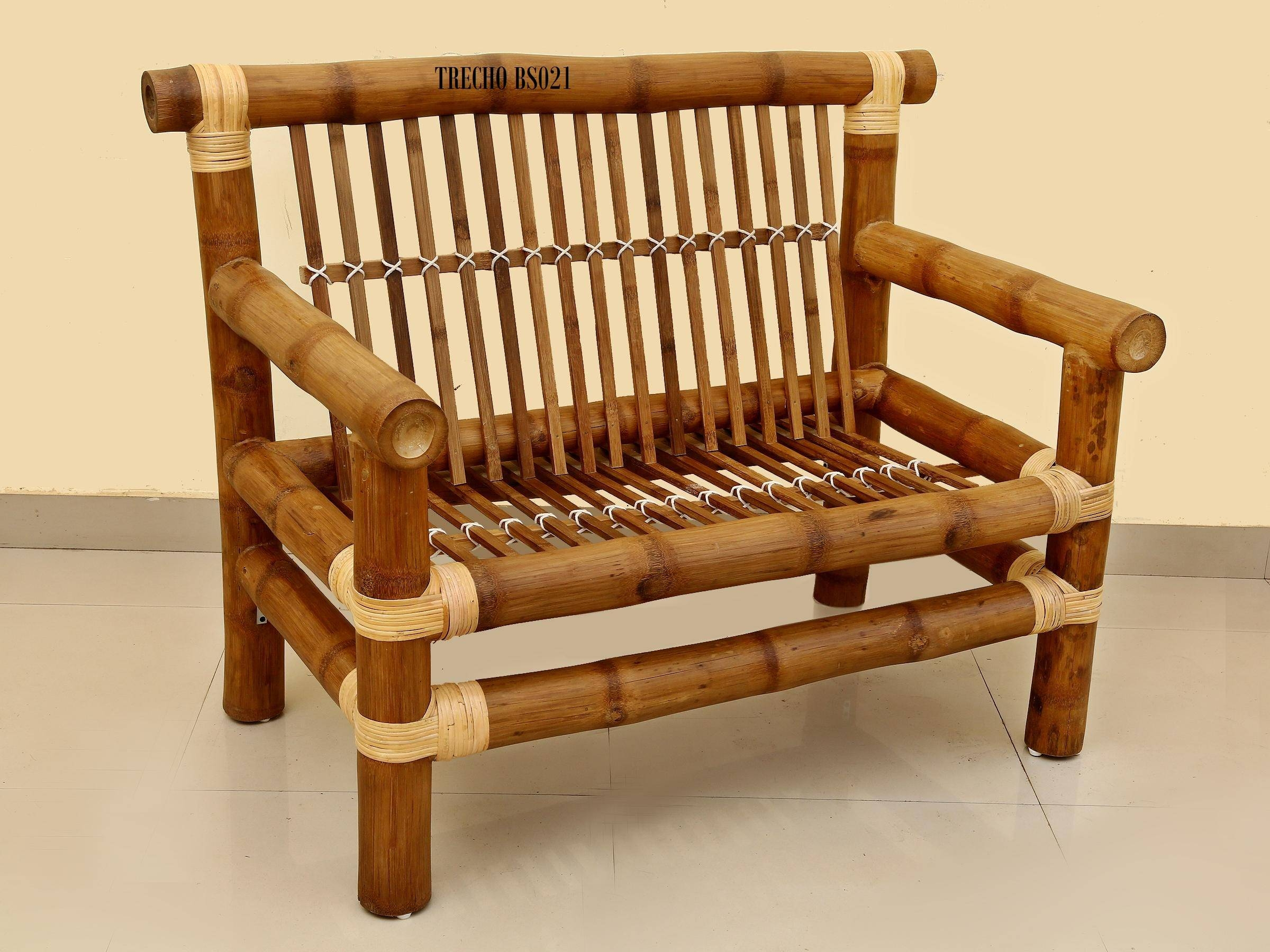 Bamboo Cane Furniture Buy Online India - Suppliers And Manufacturer regarding Bambo Sofas (Image 2 of 30)
