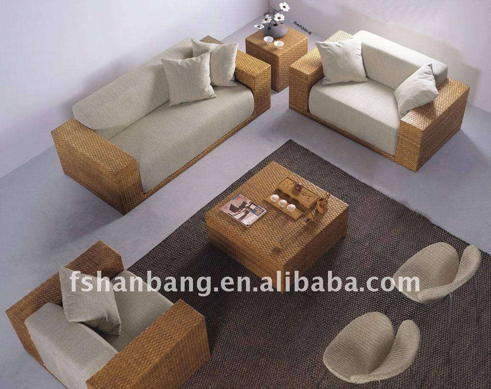 Bamboo Sofa With Concept Photo 6352 | Kengire in Bambo Sofas (Image 9 of 30)