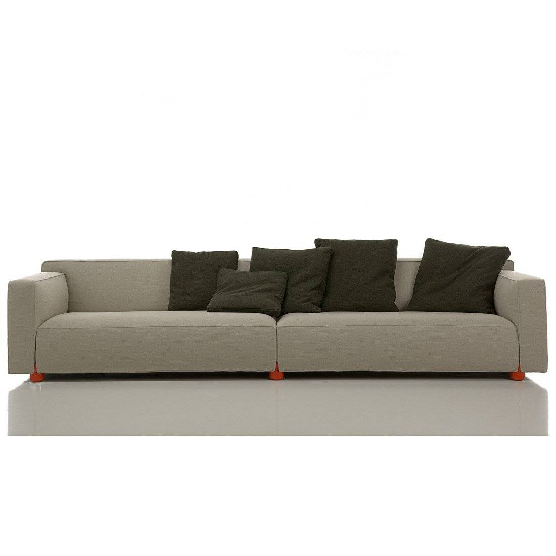Barber Osgerby 4 Seater Sofaedward Barber And Jay Osgerby — Haus® with regard to Four Seat Sofas (Image 8 of 30)