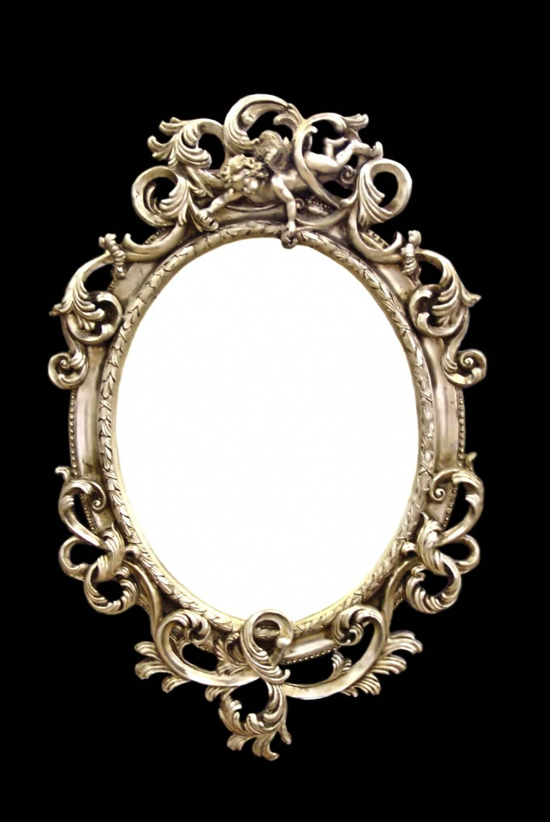 Baroque Wall Mirror - Wall Art Design for Baroque Style Mirrors (Image 9 of 25)