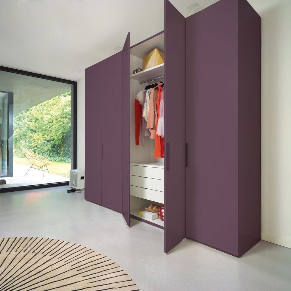 Base - Coloured Wardrobeinterlübke for Coloured Wardrobes (Image 2 of 15)
