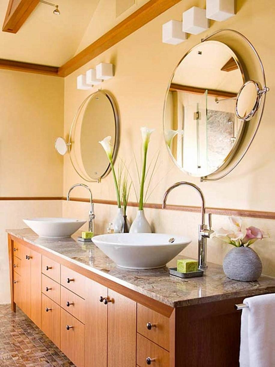 Bathroom : 2017 Bathroom Fabulous Bathroom Long Brown Bathroom with regard to Long Brown Mirrors (Image 1 of 25)
