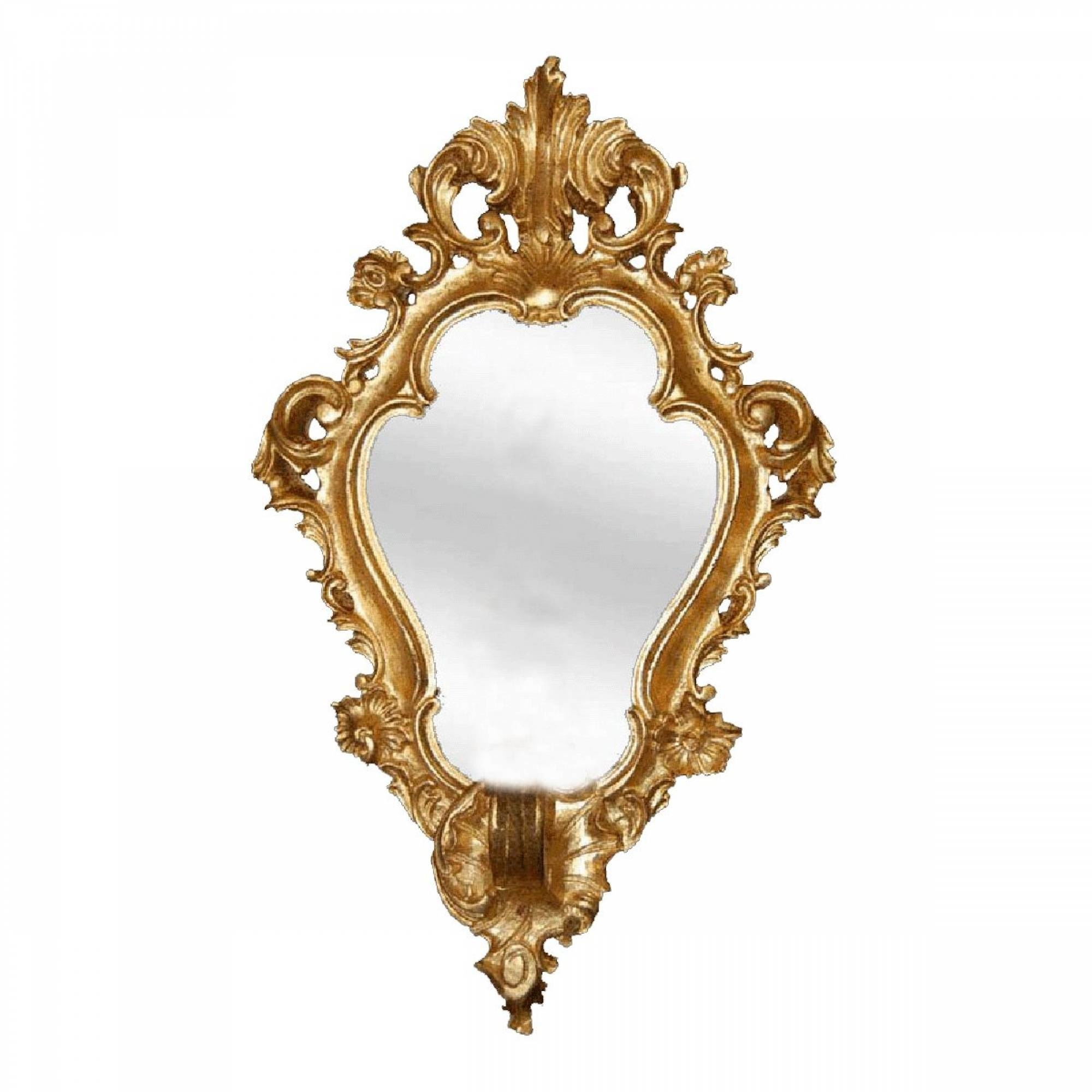 Bathroom: Astounding Baroque Mirror With Unique Frame For Bathroom in Cheap Baroque Mirrors (Image 8 of 25)