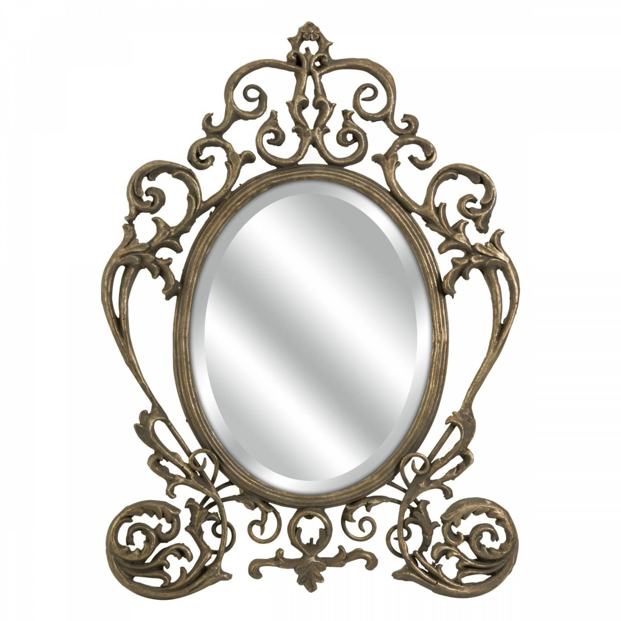 Bathroom: Astounding Baroque Mirror With Unique Frame For Bathroom throughout Large Baroque Mirrors (Image 8 of 25)
