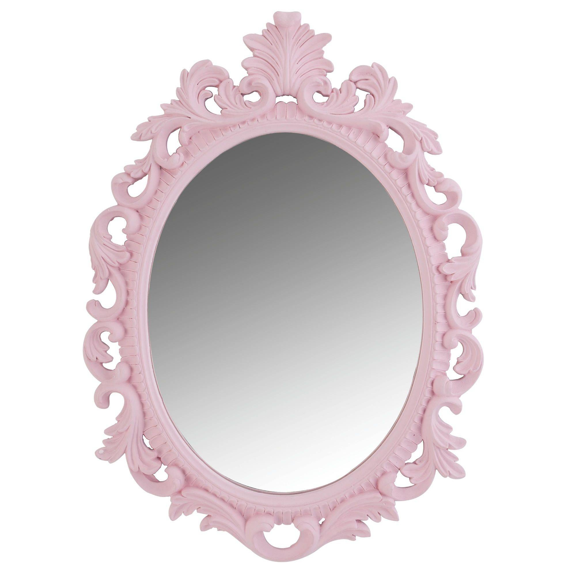 Bathroom: Baroque Mirrorsand Round Baroque Mirror With Golden inside Cheap Baroque Mirrors (Image 14 of 25)