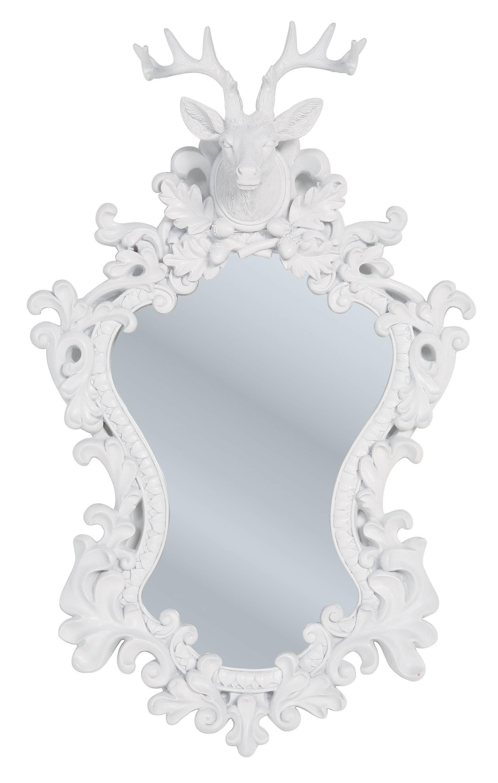 Bathroom: Baroque Wall Mirror With Unique Baroque Mirror Design with White Baroque Wall Mirrors (Image 6 of 25)
