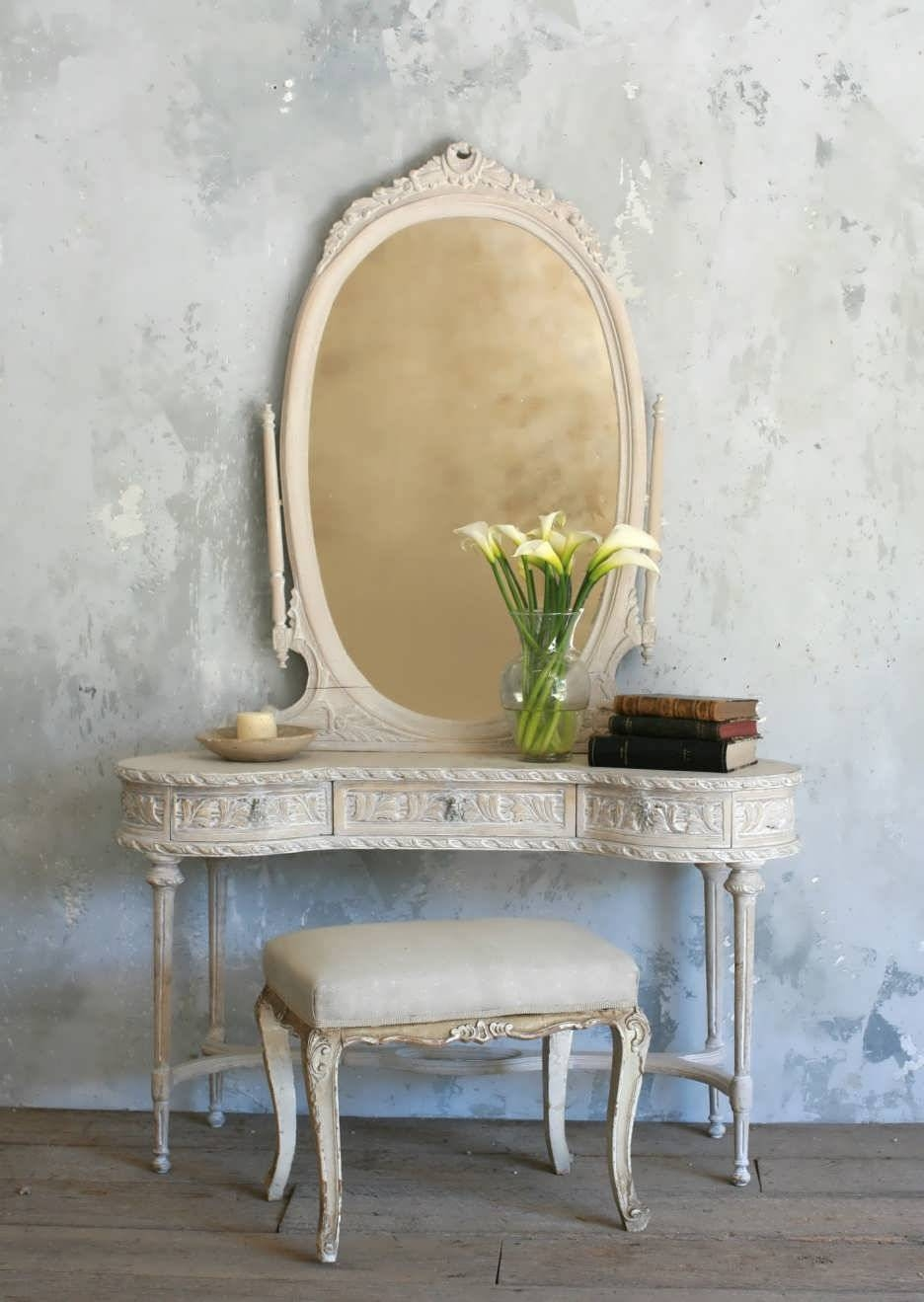 Bathroom : Bathroom Magnifying Mirror Antique Gold Mirror Antique for Antique Gold Mirrors French (Image 14 of 25)