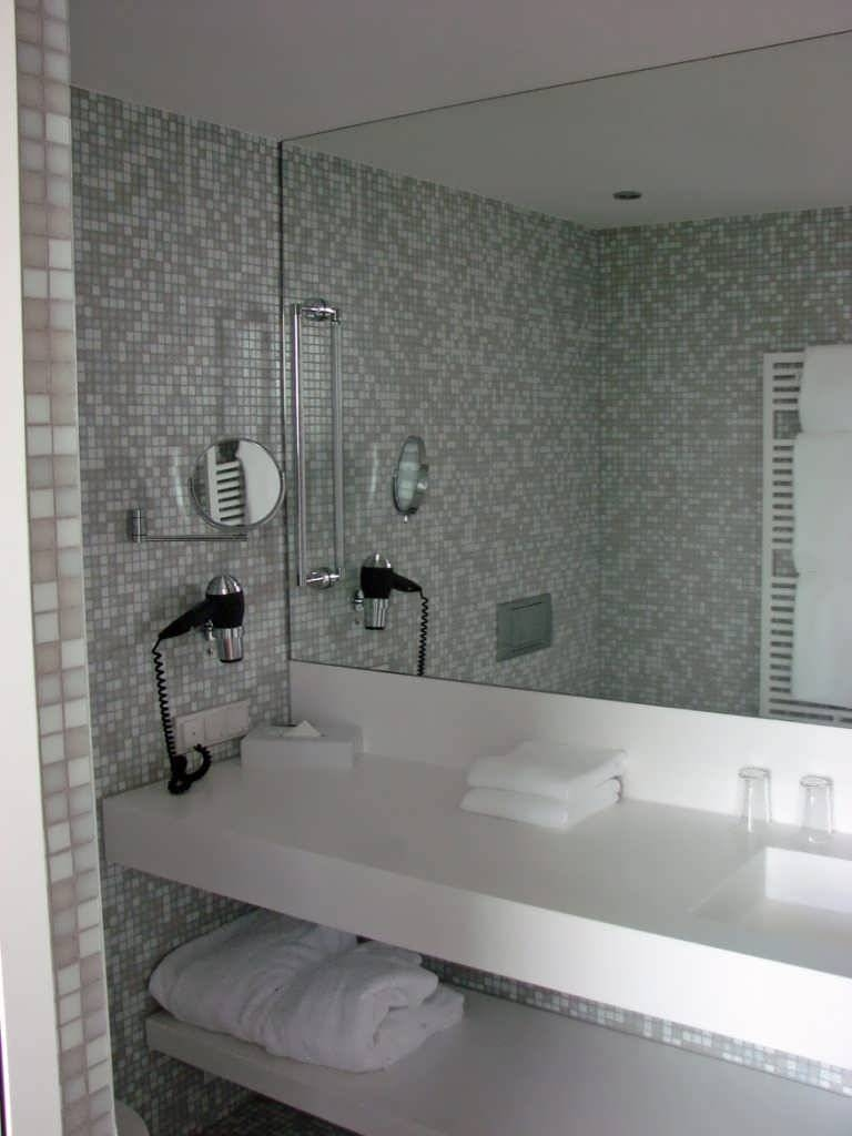 Bathroom : Bathroom Mirrors Brushed Nickel Overmantle Mirror 5 in Large Frameless Mirrors (Image 1 of 25)