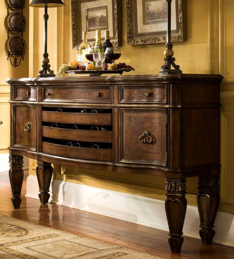 Bathroom : Beauteous Two Cabinets Create Buffet Table The Dining pertaining to Small Sideboards for Sale (Image 1 of 30)