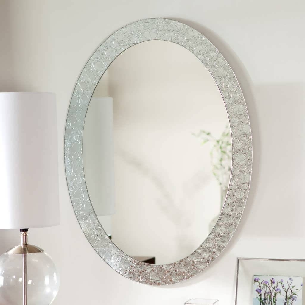 Bathroom : Decorative Vanity Mirrors Double Vanity Ideas Wall pertaining to Unusual Mirrors For Bathrooms (Image 4 of 25)