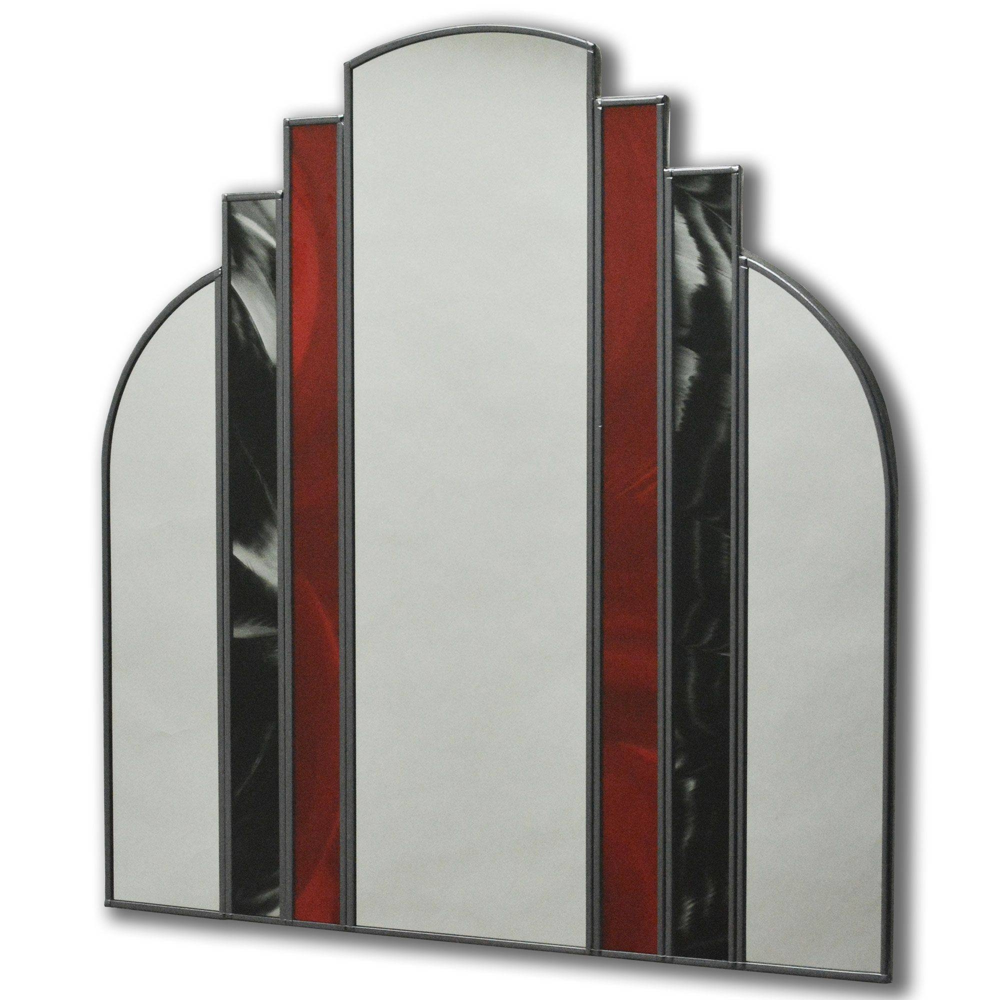 Bathroom Design Series: Art Deco Style ⋆ Back2Bath within Art Deco Style Bathroom Mirrors (Image 16 of 25)