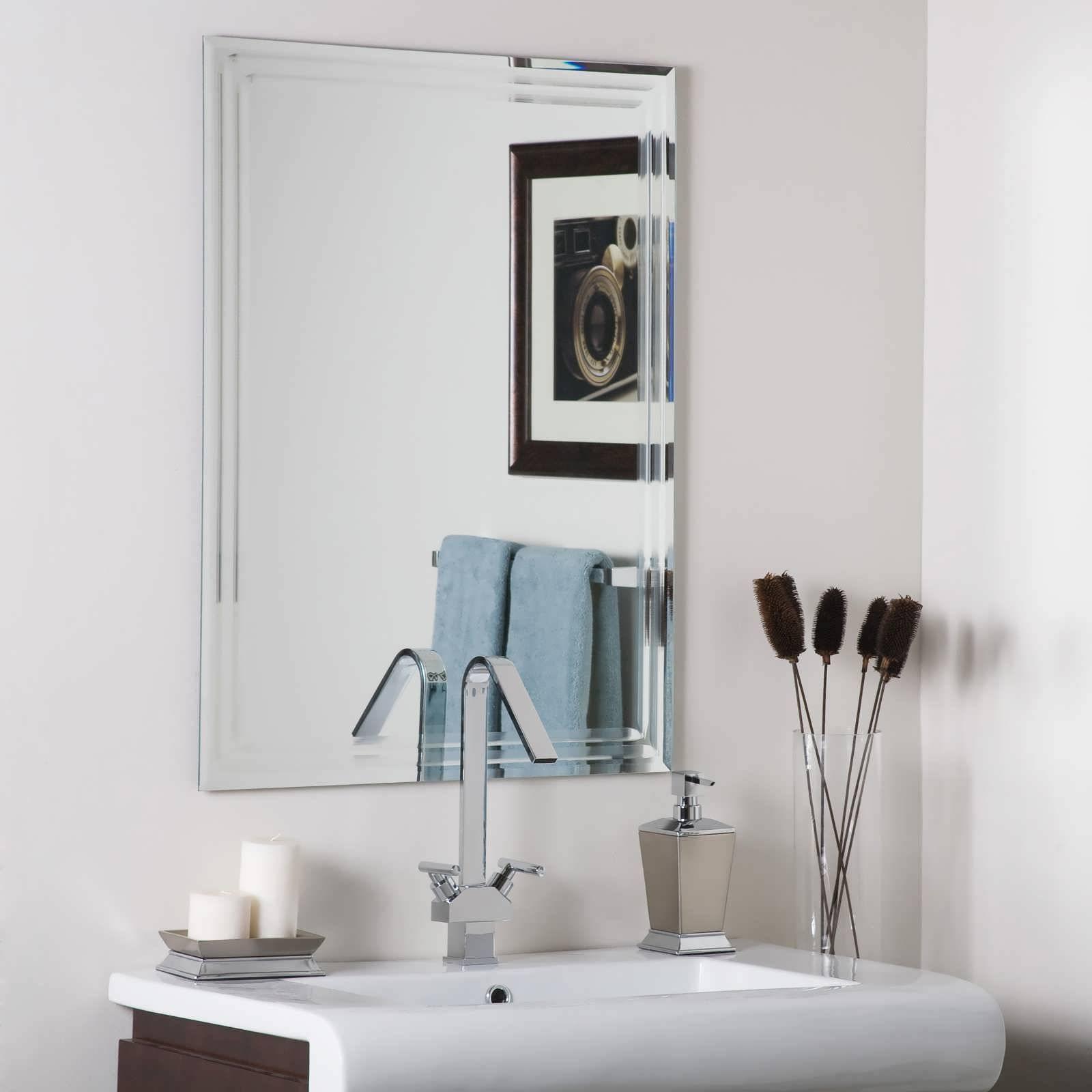 Fantastic Funky Bathroom Mirrors Pattern - Bathroom Design Ideas ...