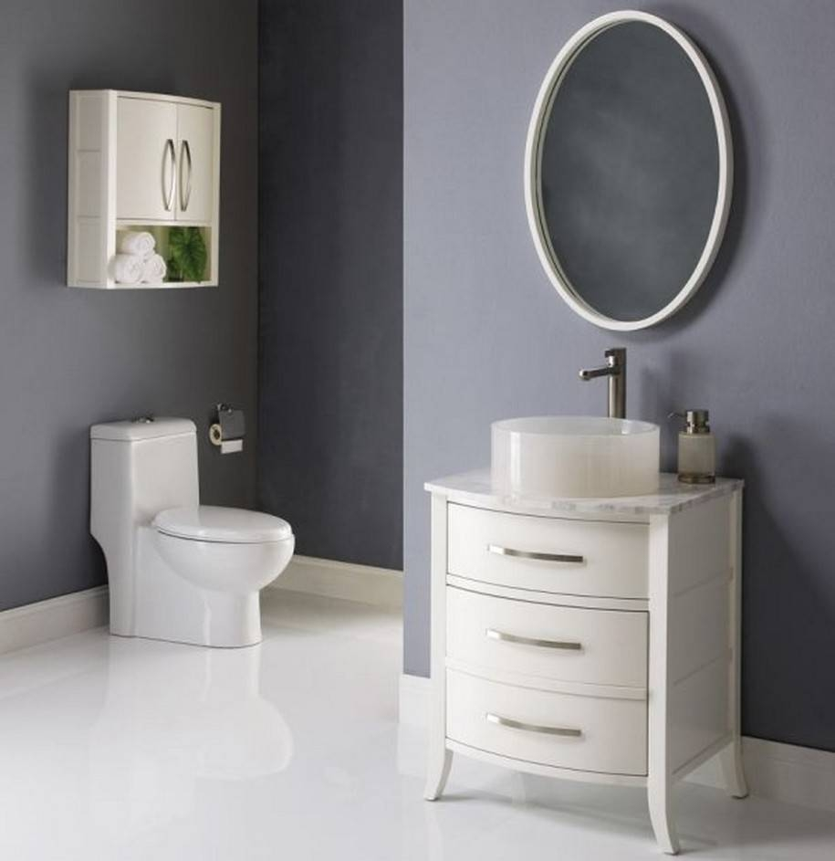 Bathroom Ideas: Patterned Oil Rubbed Bronze Oval Bathroom Mirrors pertaining to White Oval Bathroom Mirrors (Image 8 of 25)