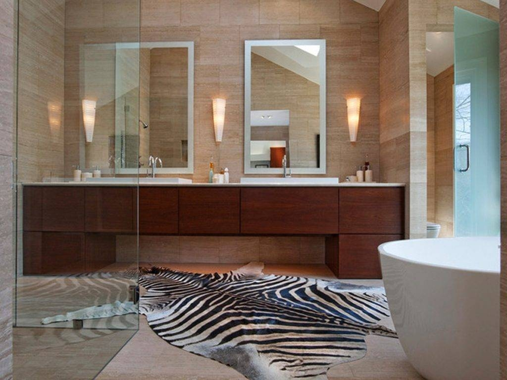 Bathroom: Large Framed Bathroom Mirrors | Oval Bathroom Mirror for Venetian Bathroom Mirrors (Image 10 of 25)