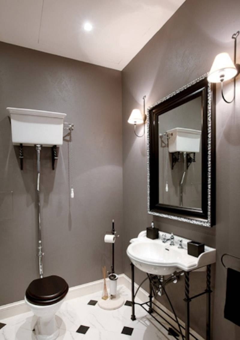 Bathroom Mirrors : Creative Art Deco Bathroom Mirror Home pertaining to Art Deco Style Bathroom Mirrors (Image 17 of 25)
