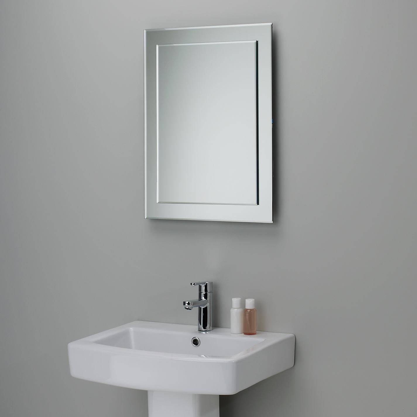 Bathroom Mirrors With Also A Bevelled Mirror With Also A Best with Bevelled Mirrors (Image 4 of 25)