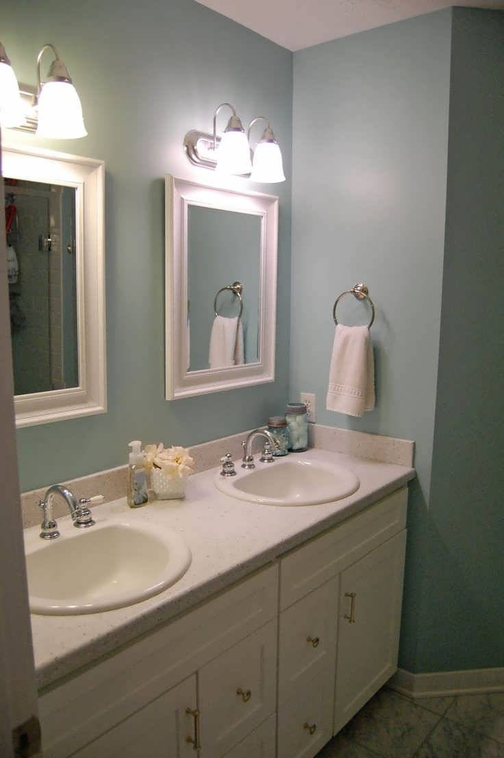 Bathroom : White Oval Bathroom Mirrors Bathroom Mirrors Framed within White Oval Bathroom Mirrors (Image 6 of 25)
