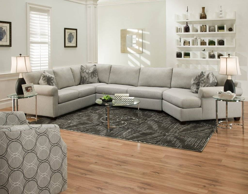 Bauhaus Sectional & Reviews | Wayfair with regard to Bauhaus Sectional Sofas (Image 9 of 30)