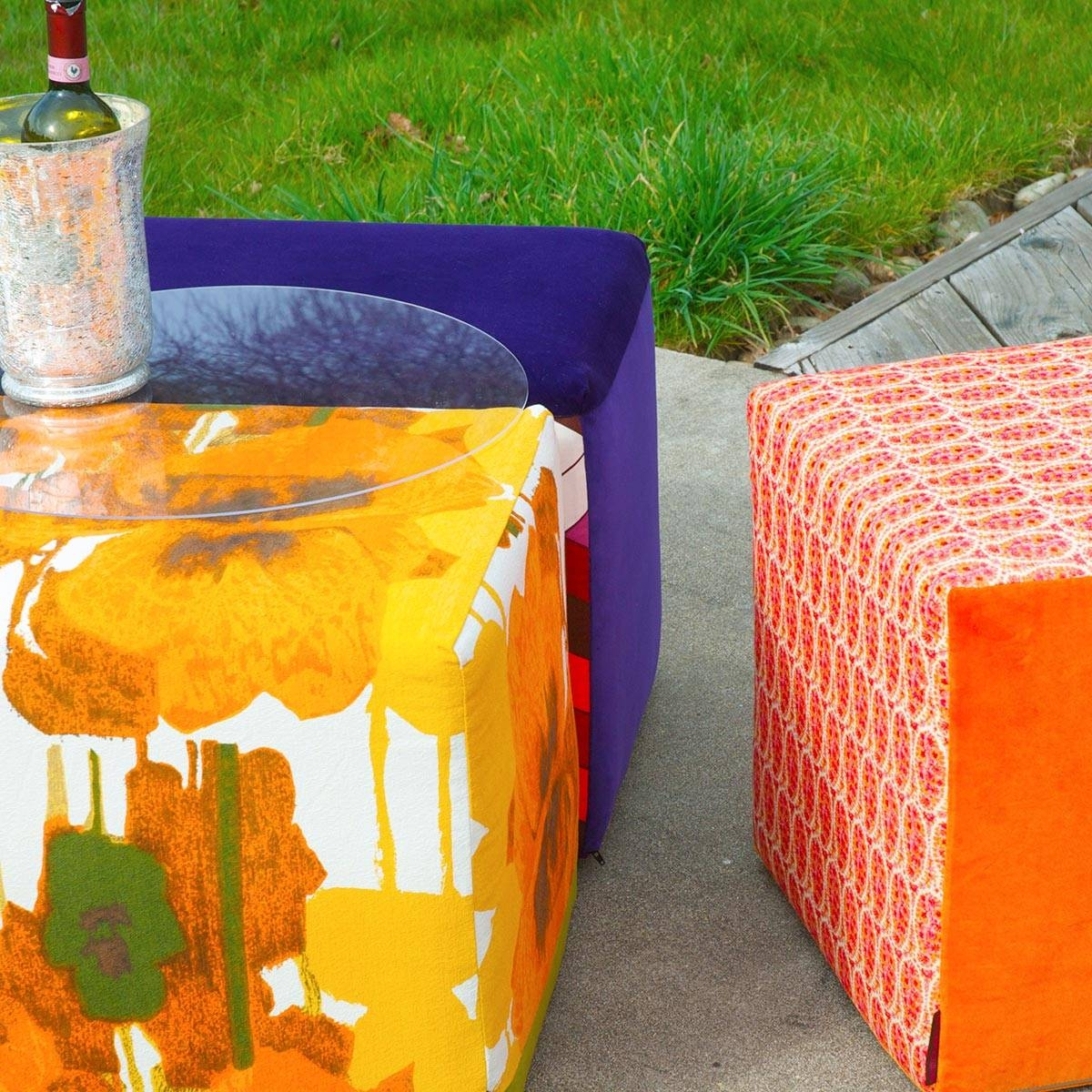 Beautiful And Eye-Catching Footstools And Pouffes - Crushcube with regard to Footstools and Pouffes (Image 2 of 30)