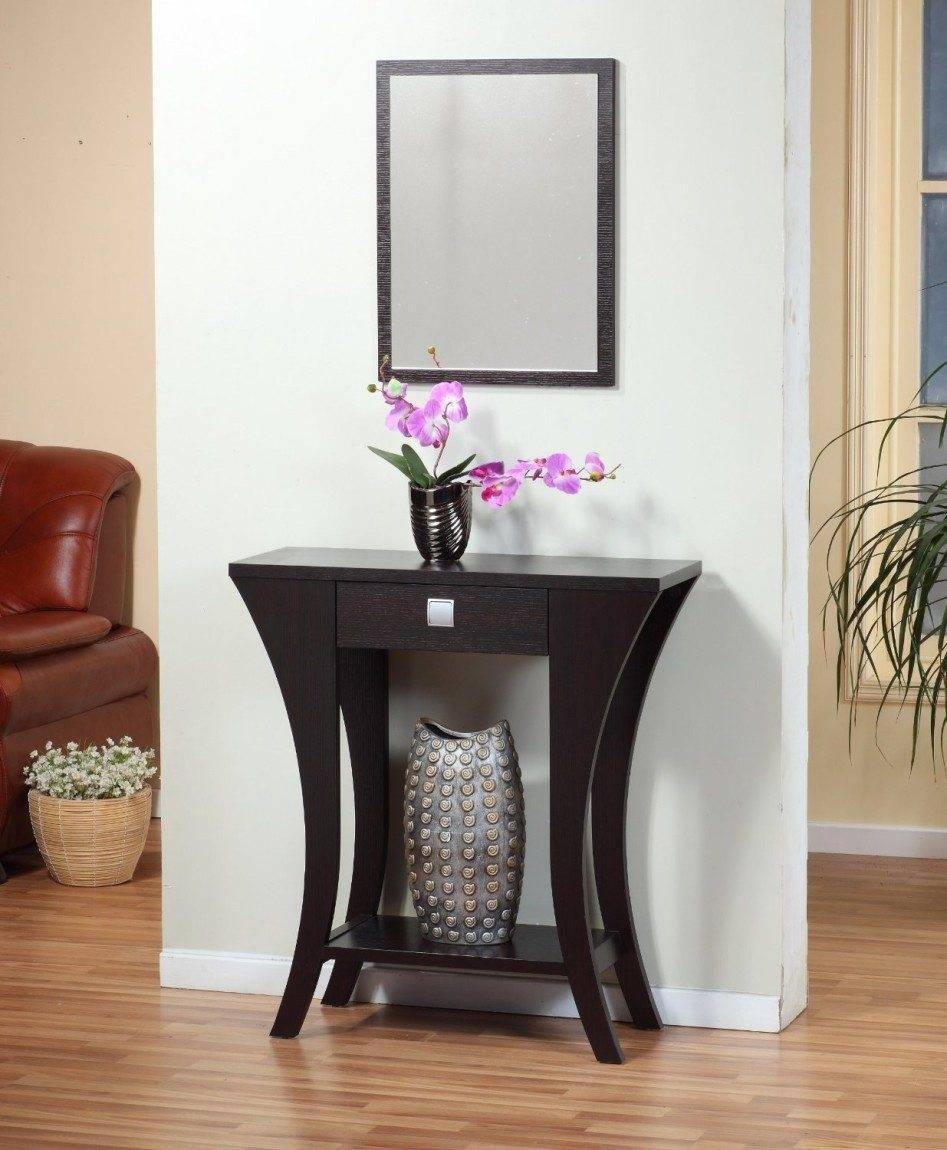 Beautiful Console Tables Under $100   Arts And Classy intended for Sofa Back Console (Image 3 of 30)