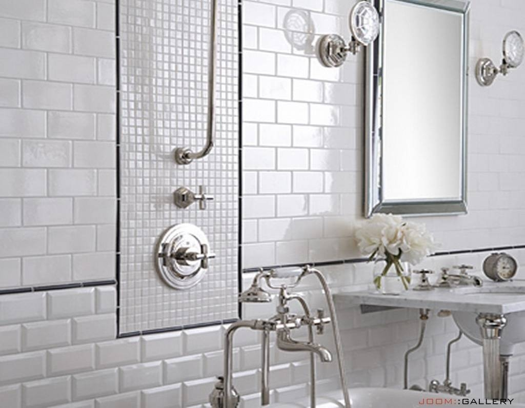Beautiful Decorations With Victorian Bathroom Mirror – Bathroom in Small Silver Mirrors (Image 2 of 25)