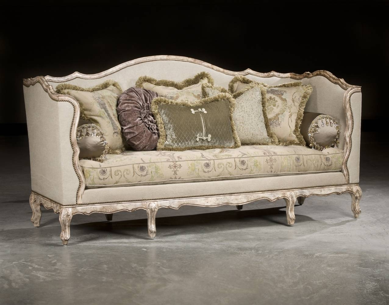 Beautiful French Style Sofa 87 For Your Modern Sofa Inspiration inside French Style Sofa (Image 2 of 25)