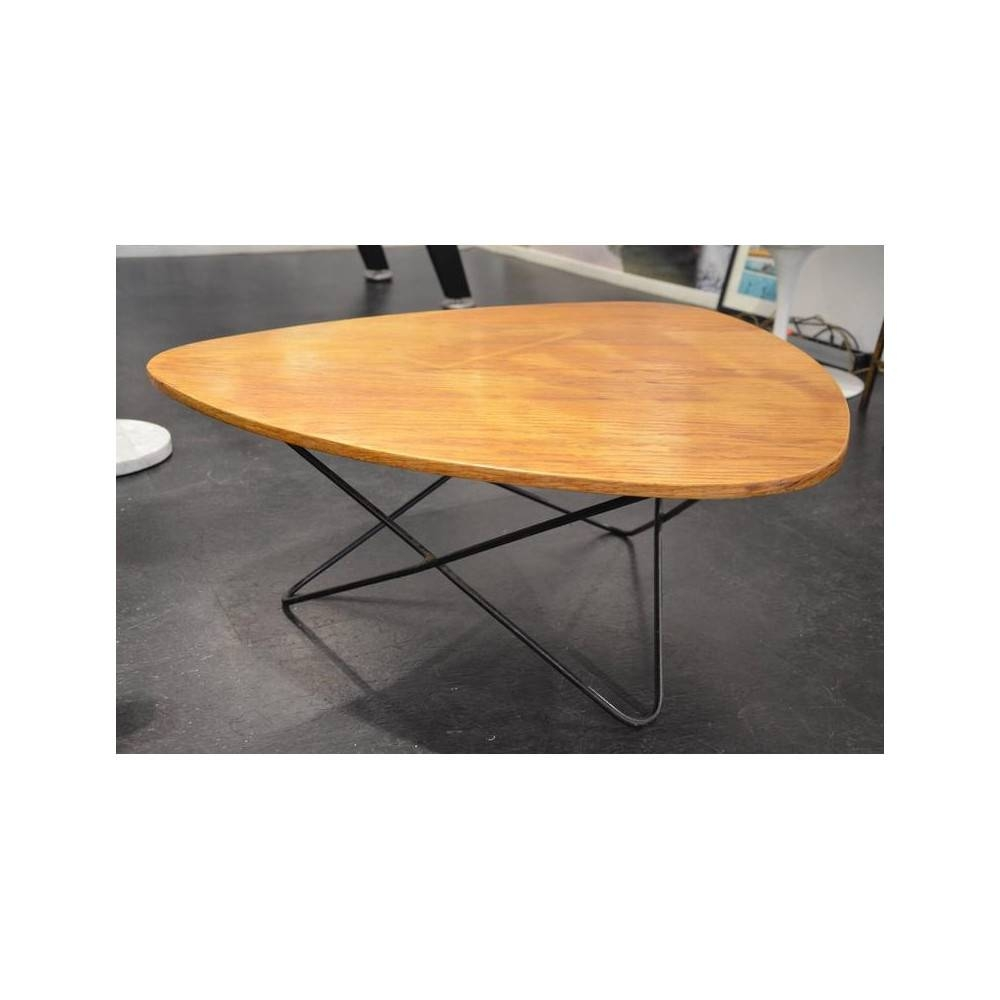 Beautiful Italian Wood Free Form Coffee Table, Circa 1960 - L within Free Form Coffee Tables (Image 2 of 30)