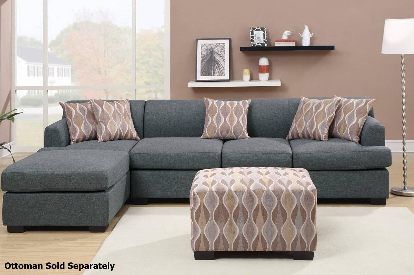 Beautiful Montreal Sectional Sofa 15 For Your C Shaped Sofa within C Shaped Sectional Sofa (Image 2 of 30)
