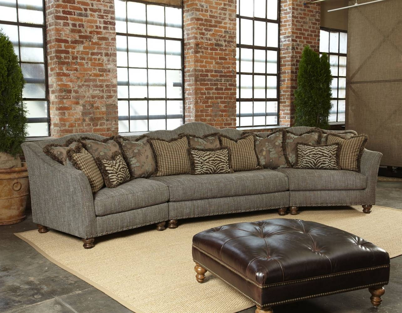 Beautiful Sectional Sofas Tampa 47 For Diana Dark Brown Leather within Diana Dark Brown Leather Sectional Sofa Set (Image 8 of 30)
