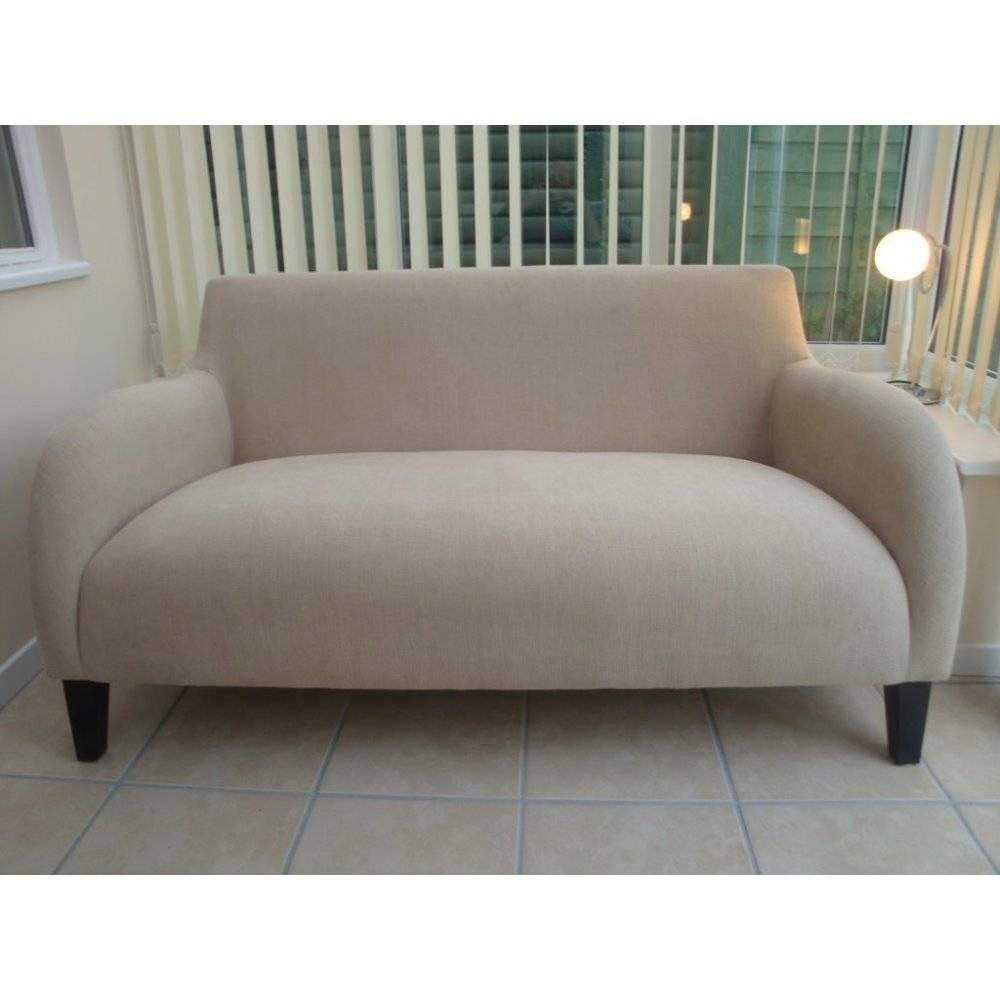Beautiful Small 2 Seater Sofa 25 For Your Contemporary Sofa in Small 2 Seater Sofas (Image 3 of 30)