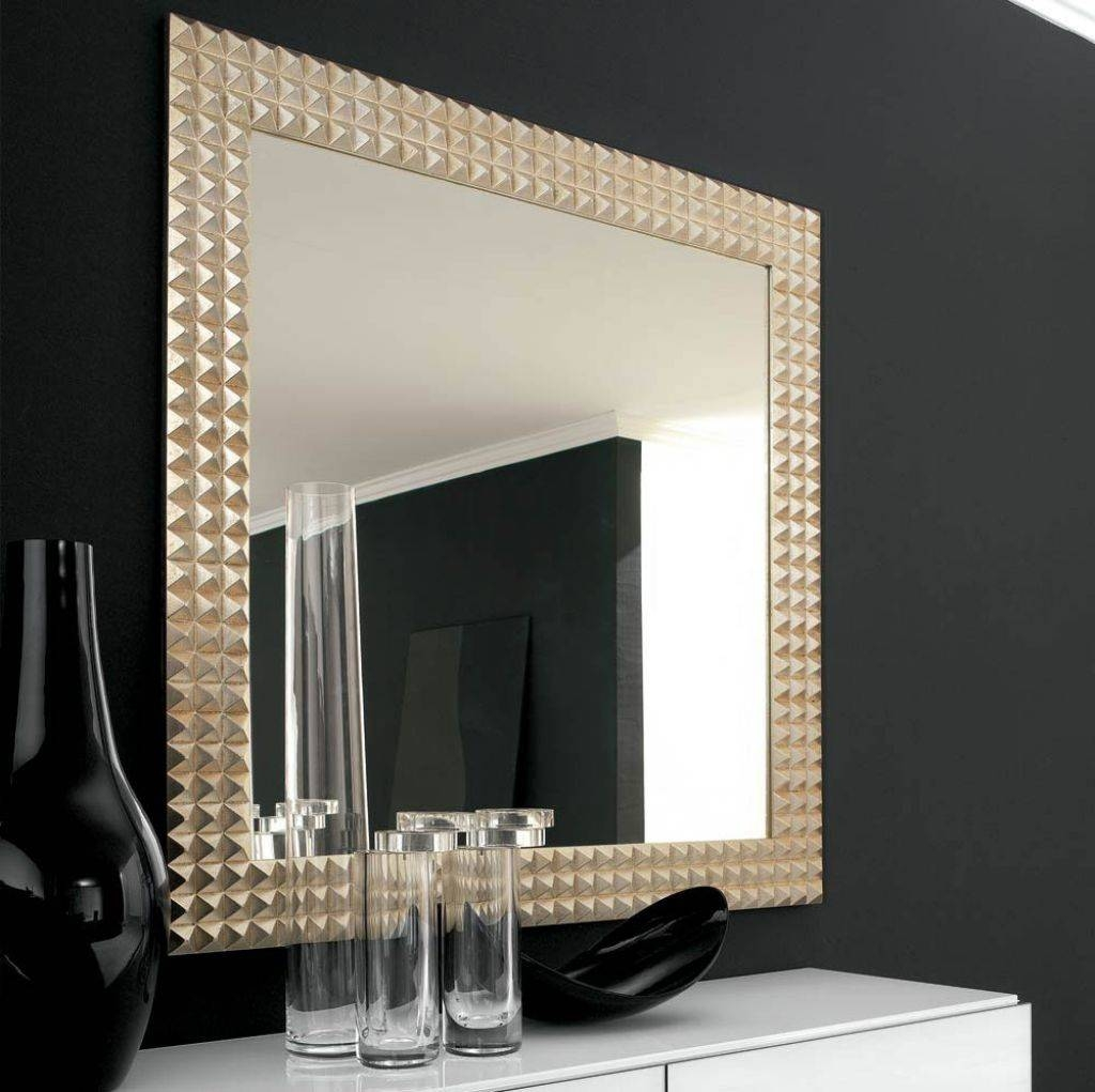 Beauty Framed Mirrors For Bathrooms — The Homy Design For Modern Gold Mirrors (View 2 of 25)