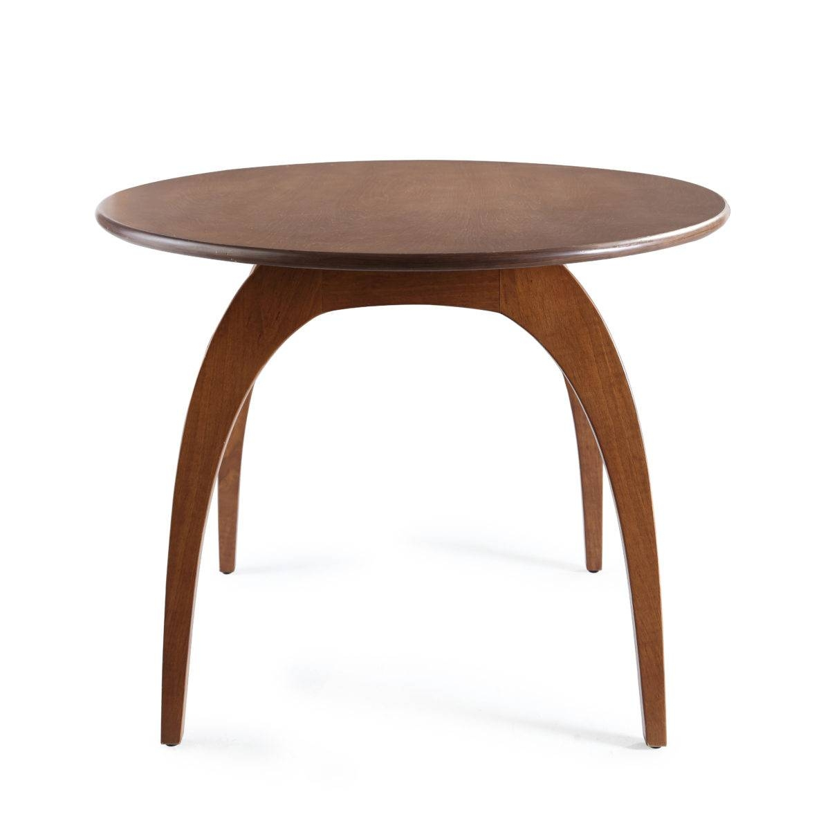 Beckett Oval Dining Table ~ Deco Walnut | Hives And Honey with Oval Walnut Coffee Tables (Image 4 of 30)