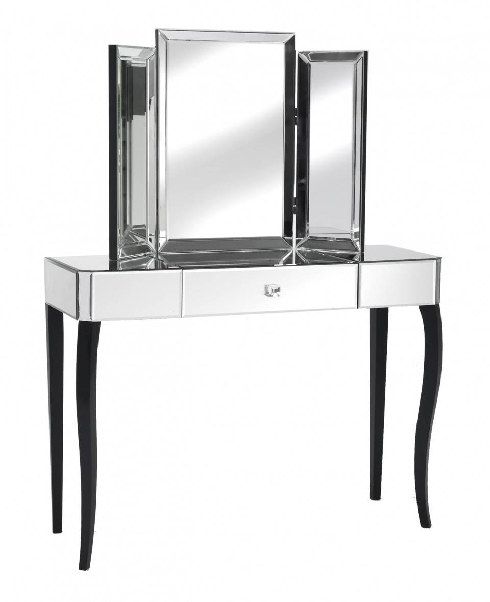 Bedroom Black Dressing Tables Australia Cheap For Sale Argos With Regarding Black Dressing Mirrors (View 3 of 25)