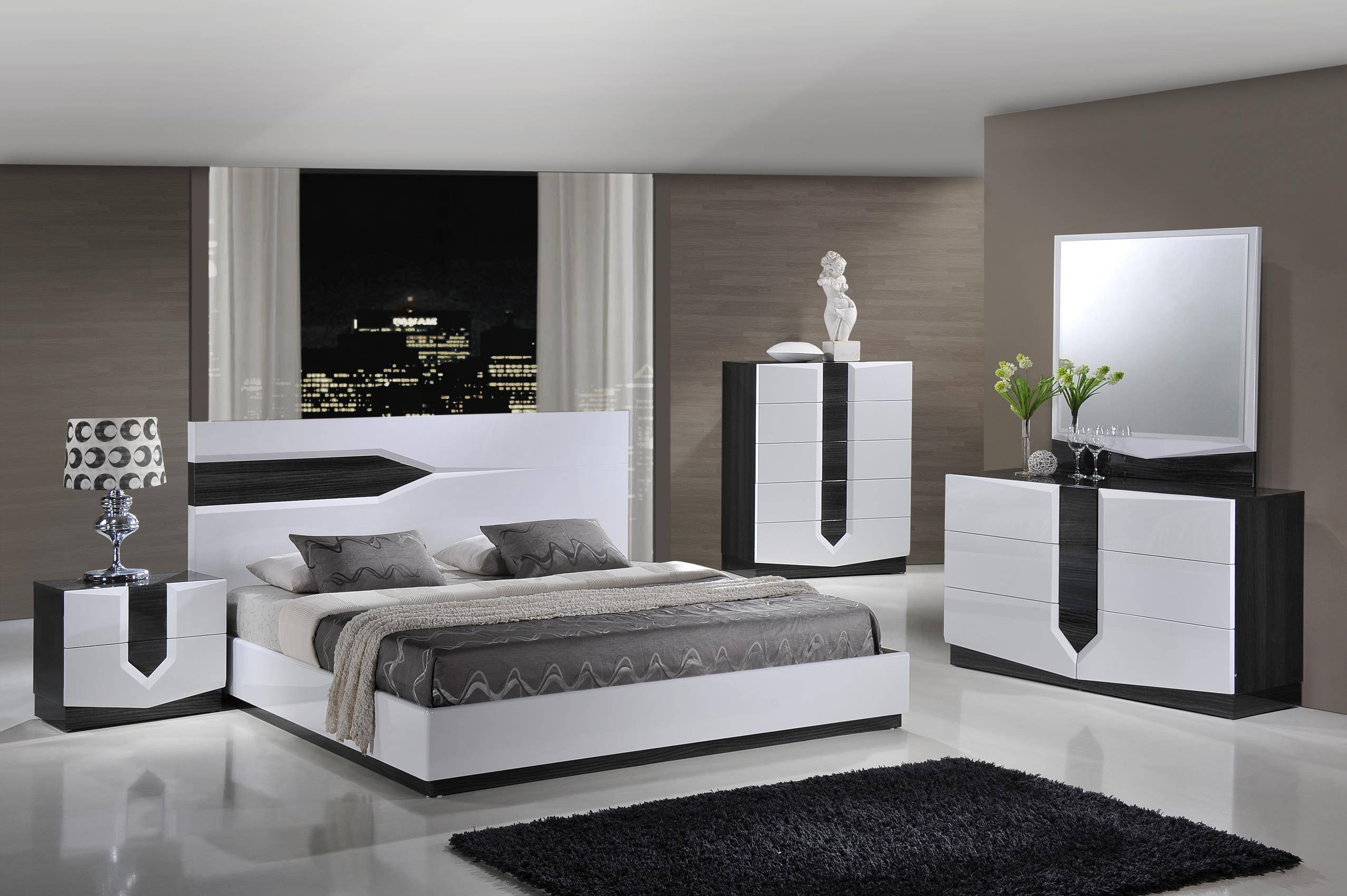Bedroom : Clothes Boxes For Storage Wardrobe And Chest Of Drawers with Black And White Wardrobes Set (Image 2 of 15)