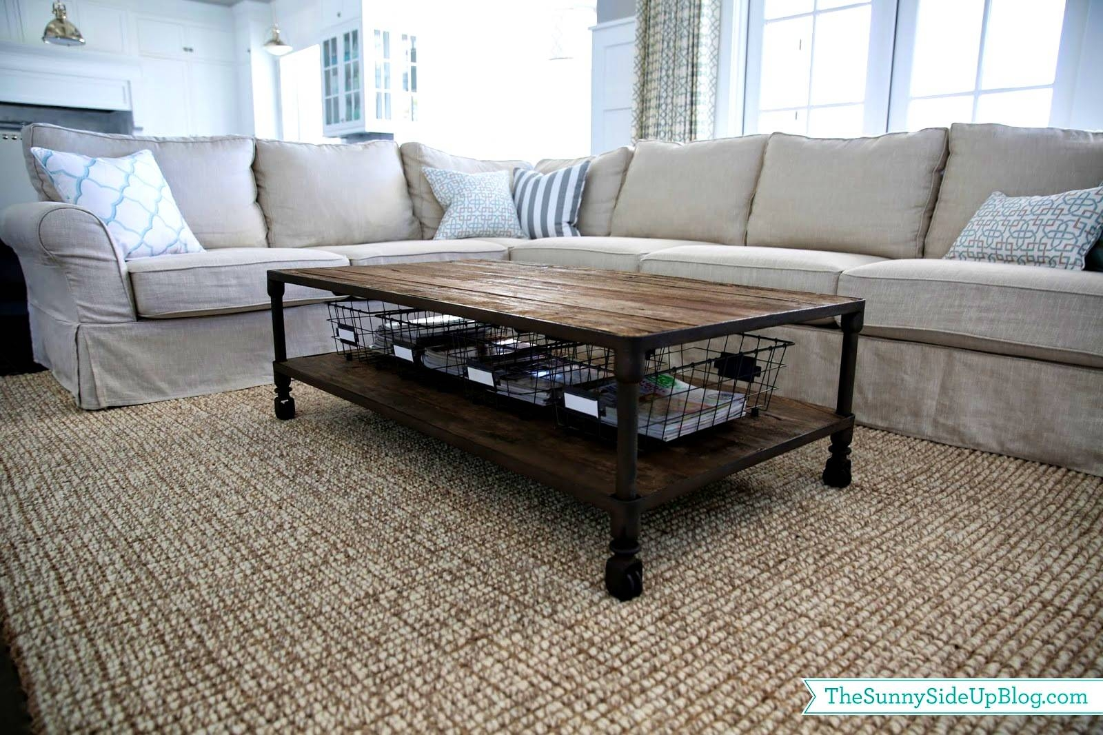 Featured Photo of Coffee Tables With Baskets Underneath