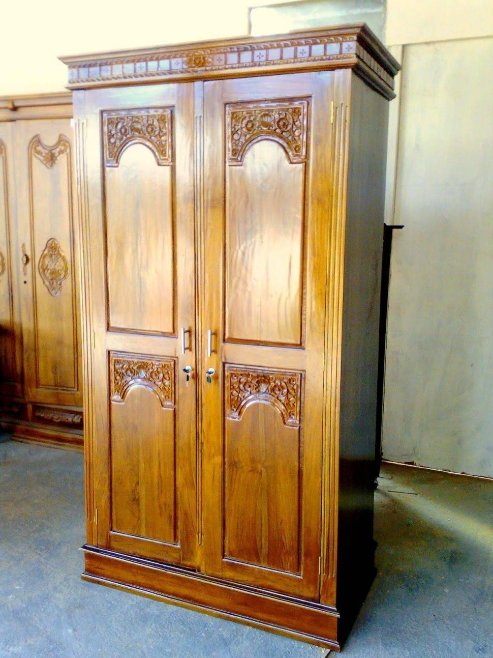 Bedroom Furniture : Antique Armoire Oak Wardrobes Uk Beautiful pertaining to Antique White Wardrobes (Image 3 of 15)