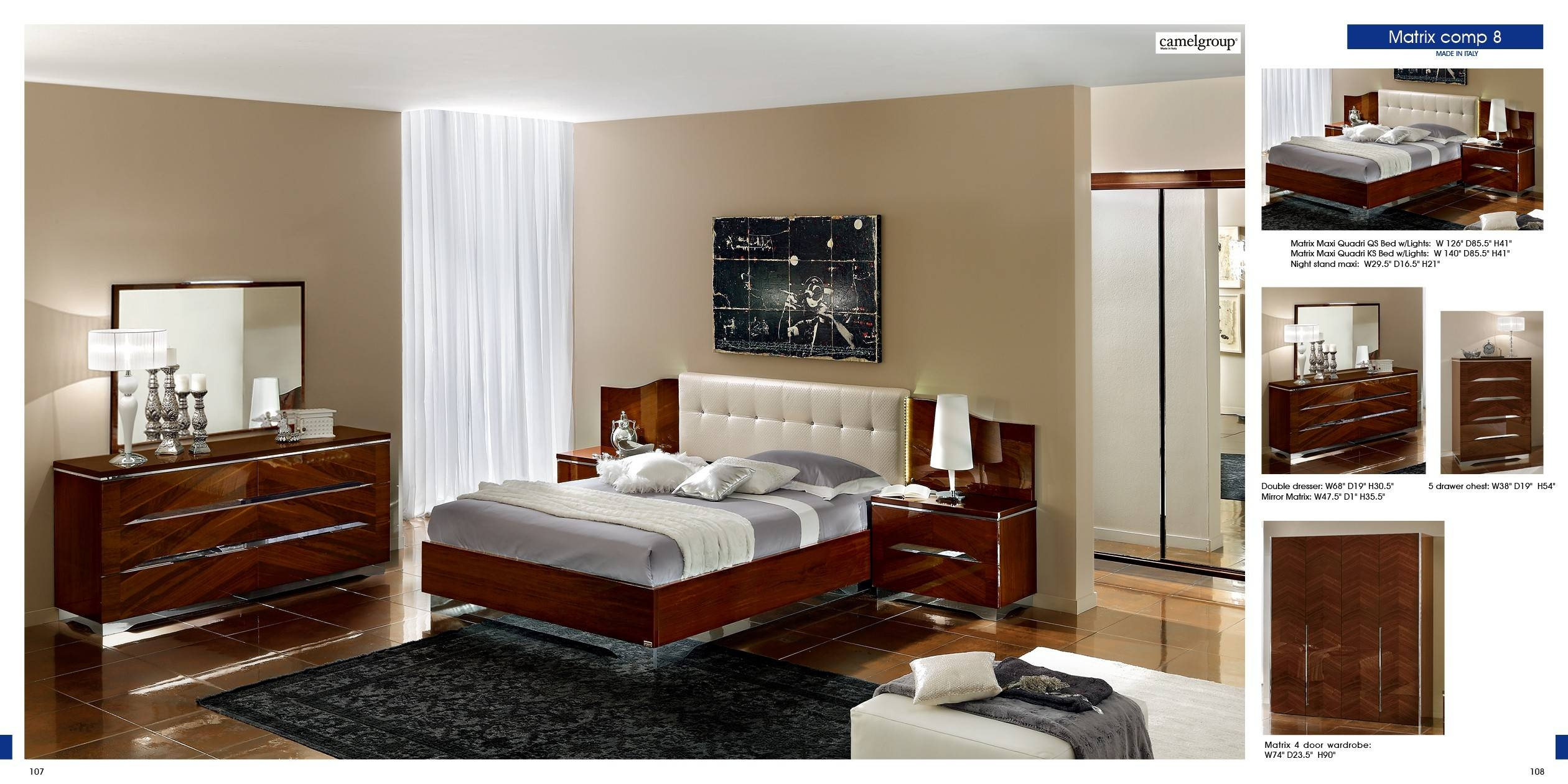 Bedroom Furniture : Black Wooden Wardrobe Large Armoire Wooden within Dark Wood Wardrobe Sets (Image 15 of 30)
