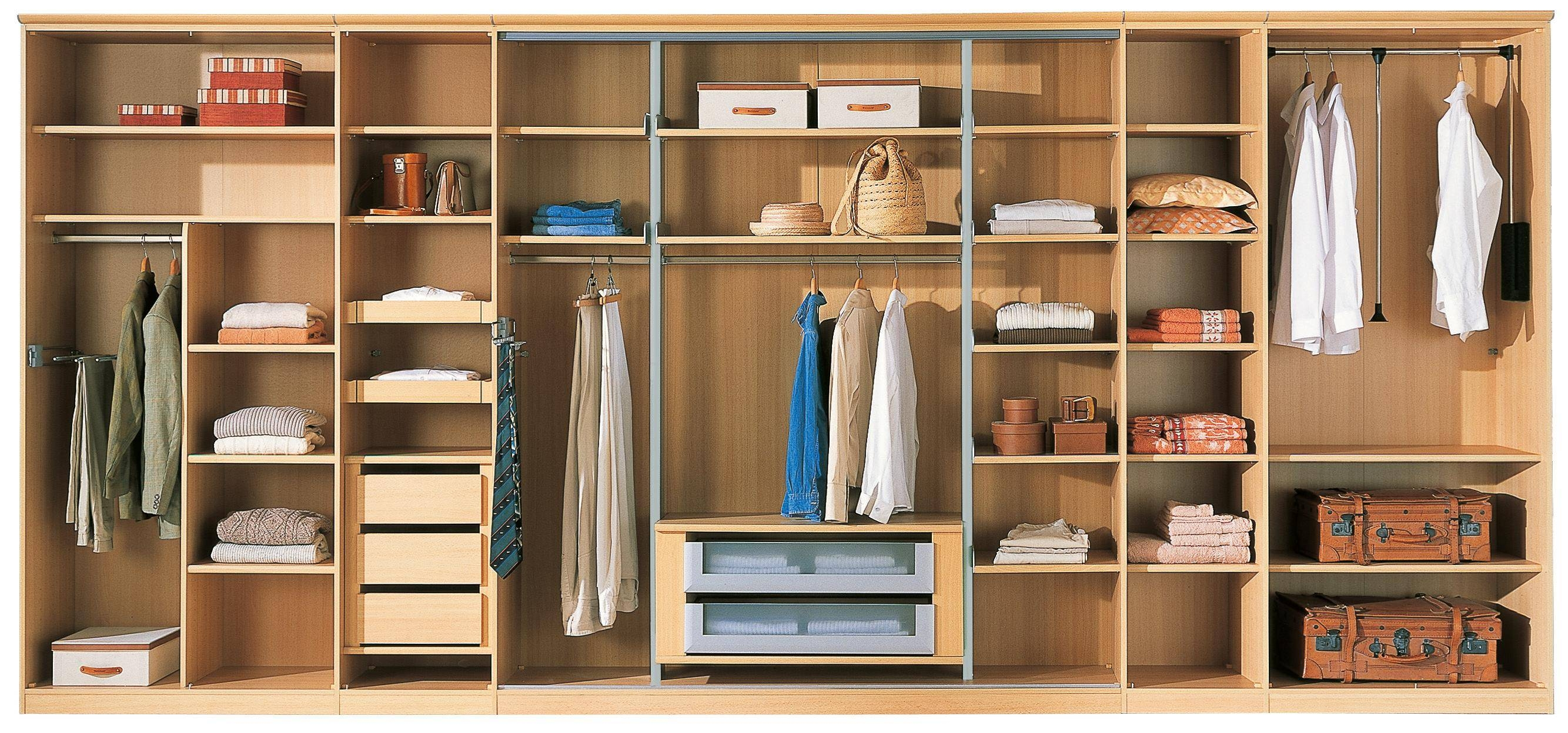 Bedroom Furniture For Hanging Clothes | Roselawnlutheran throughout Drawers and Shelves for Wardrobes (Image 10 of 30)