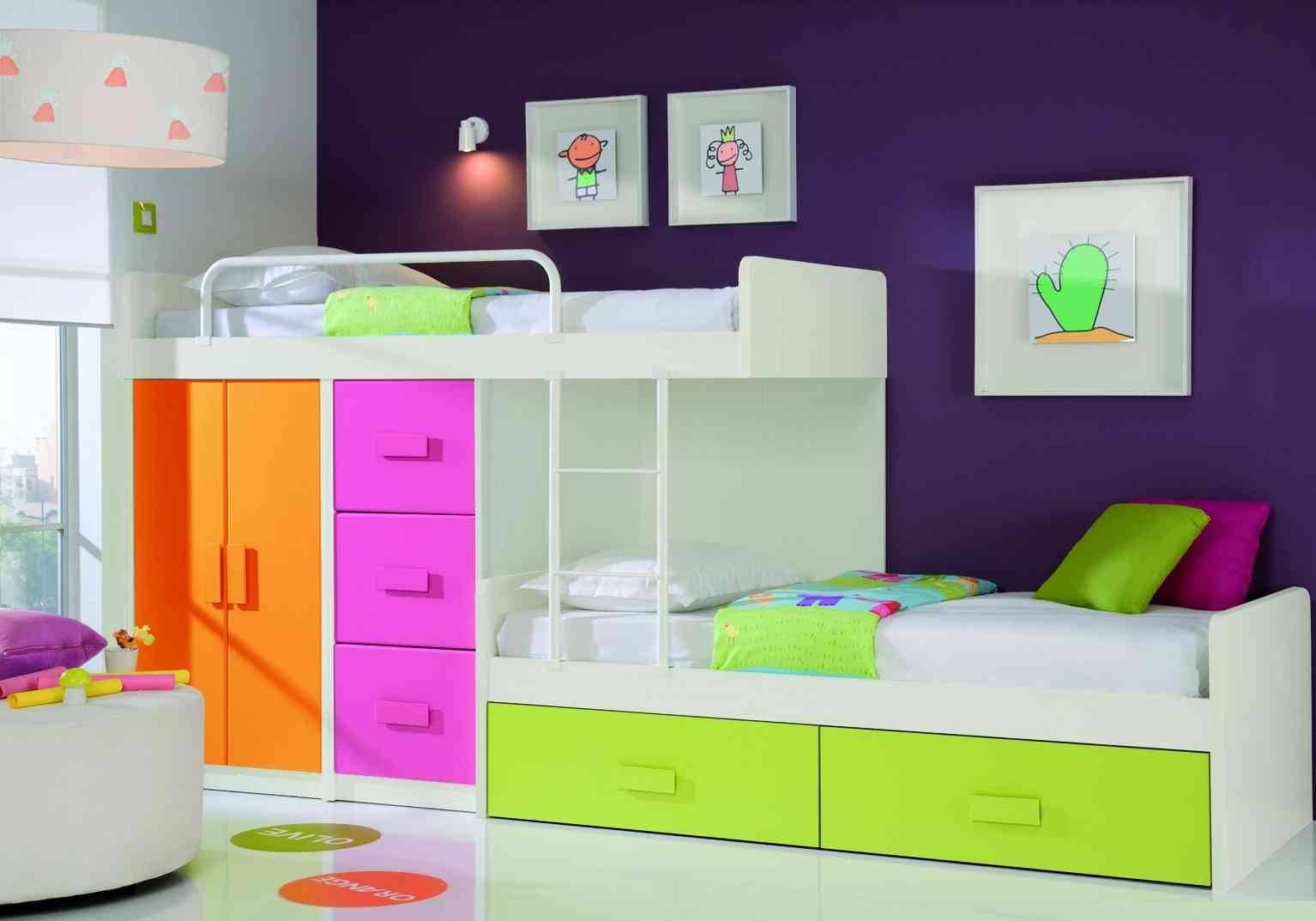 Bedroom Furniture For Kids | Vivo Furniture in Childrens Bedroom Wardrobes (Image 14 of 30)