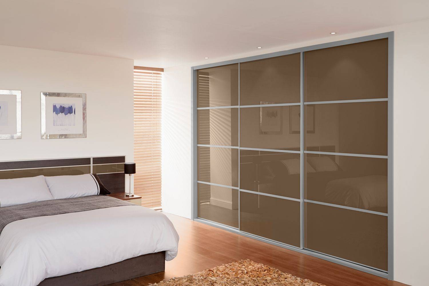 Bedroom Furniture : Furniture Wardrobe Wardrobes With Sliding regarding Wall Wardrobes (Image 4 of 30)
