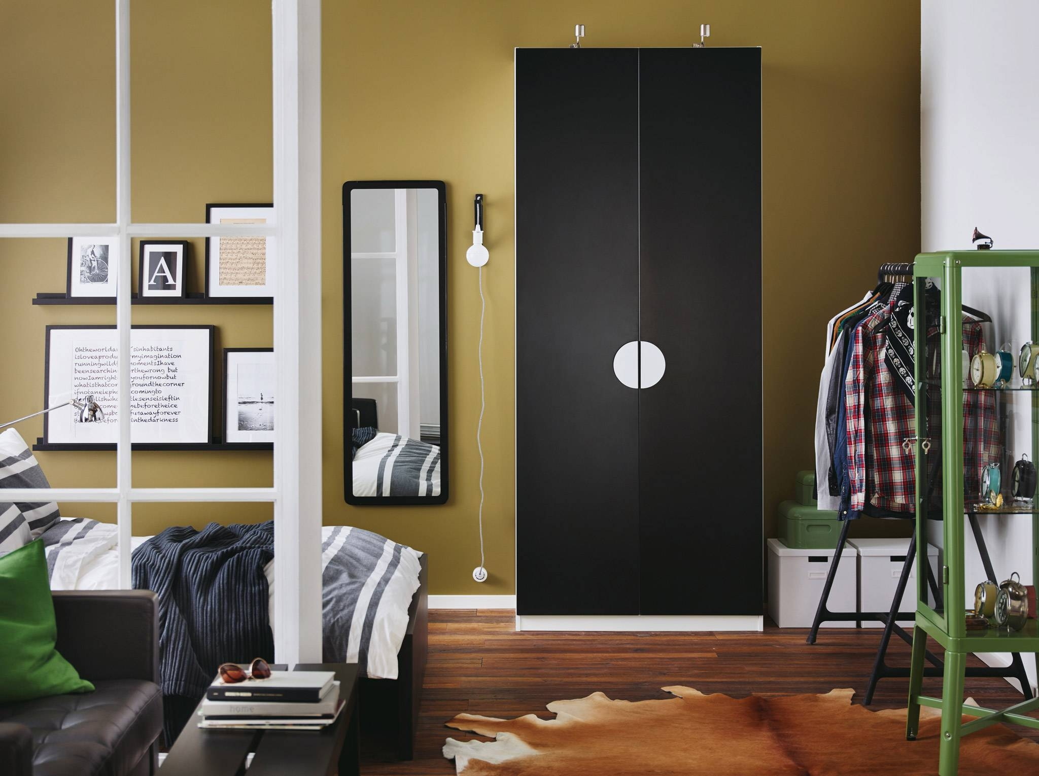 Bedroom Furniture & Ideas | Ikea with regard to Bed And Wardrobes Combination (Image 4 of 15)