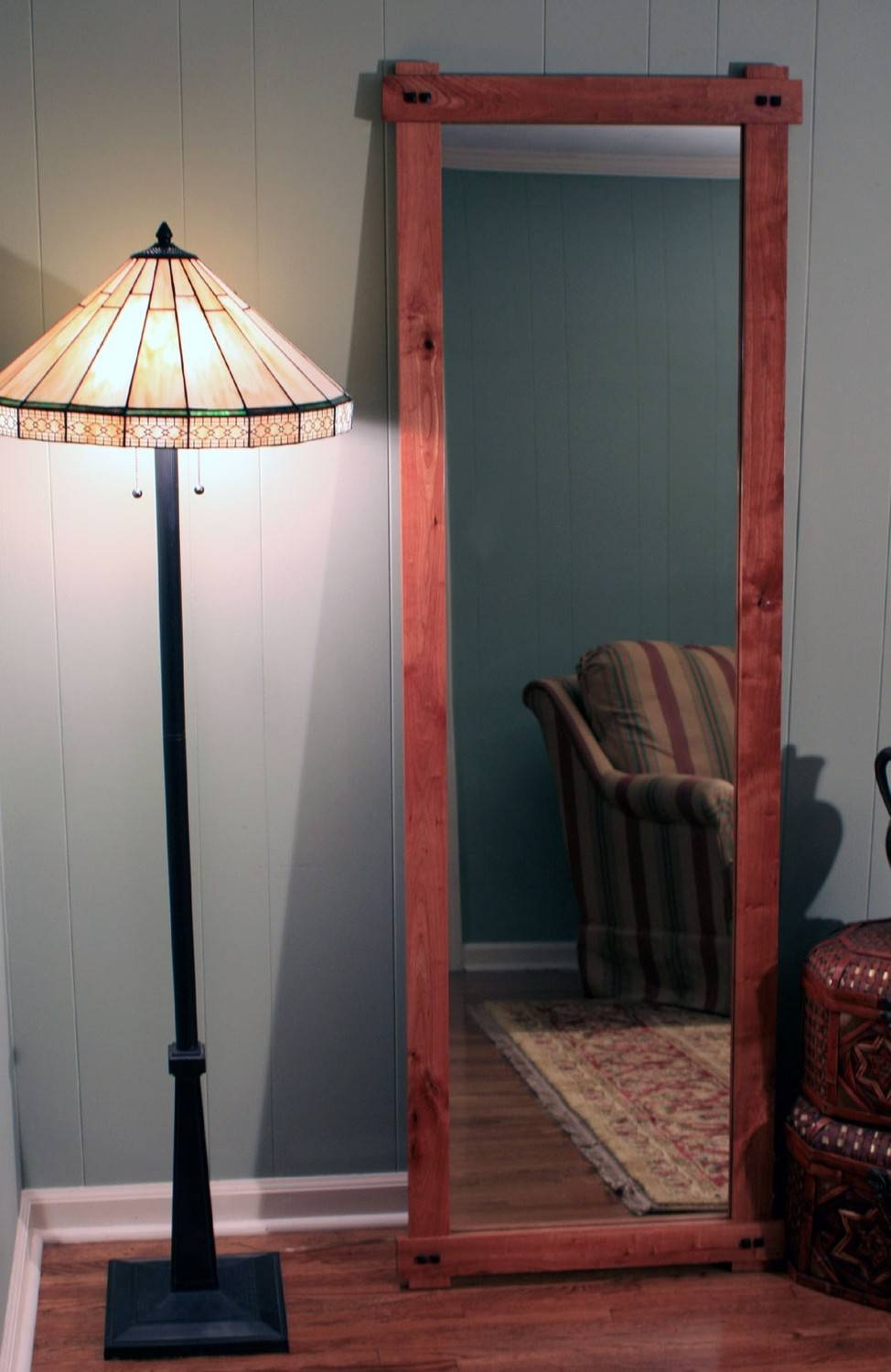 Bedroom Furniture Sets : Decorative Wall Mirrors Black Mirror Free intended for Full Length Vintage Standing Mirrors (Image 5 of 25)