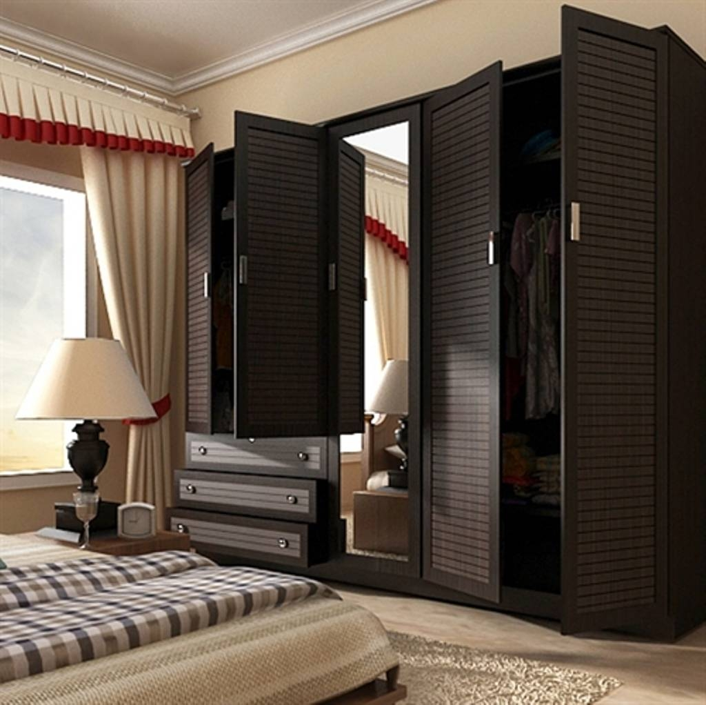 Bedroom Furniture Sets : Fitted Wardrobes Wood Armoire Wardrobe regarding Wardrobes Sets (Image 4 of 15)