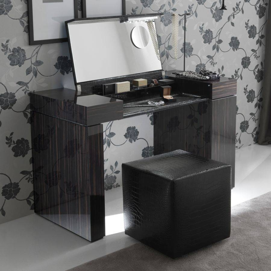 Bedroom Furniture Sets : Vanity Dressing Table With Mirror Modern with Contemporary Dressing Table Mirrors (Image 4 of 25)