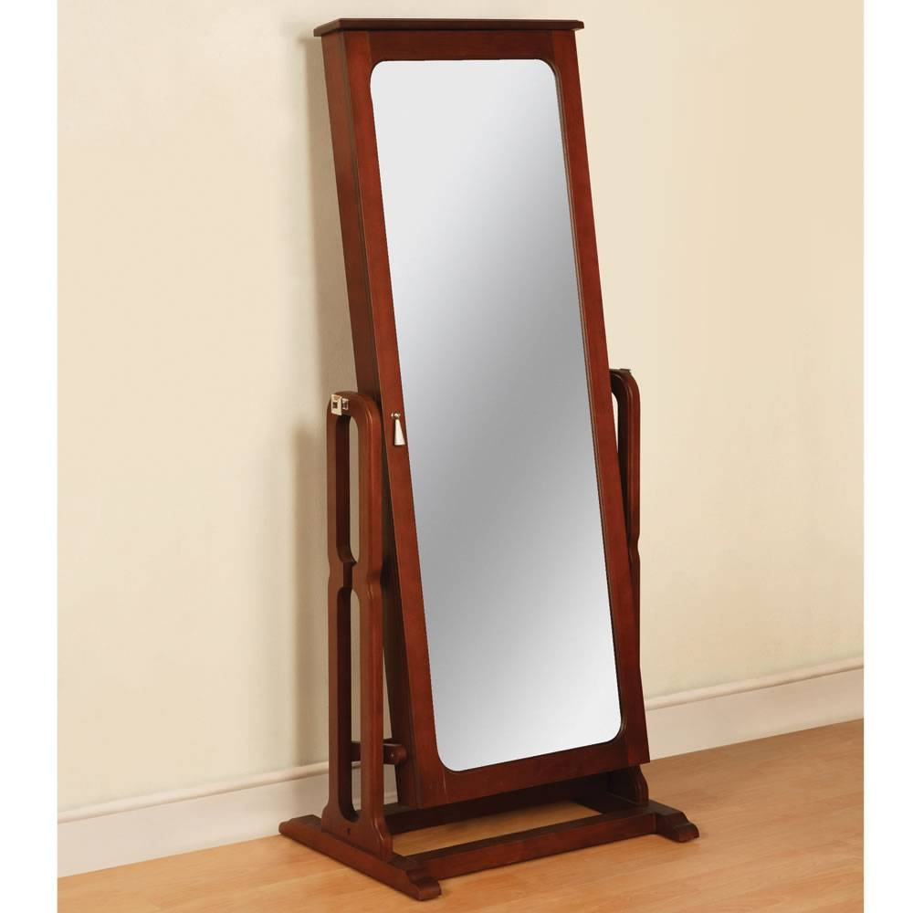 Bedroom Furniture Sets : White Framed Mirror Frames For Mirrors intended for Small Free Standing Mirrors (Image 9 of 25)