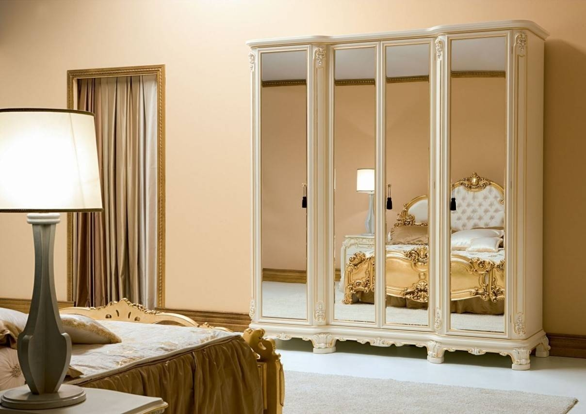 Bedroom Interesting Bedroom Wardrobe Closets For Perfect Bed in Bedroom Wardrobe Storages (Image 9 of 30)