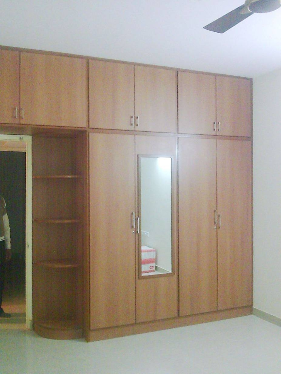 Bedroom Wardrobe Designs In Pakistan - Home Combo within Fitted Wooden Wardrobes (Image 10 of 30)
